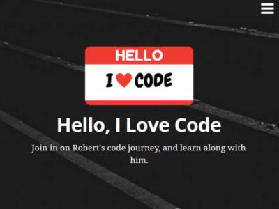 portfolo-helloilovecode